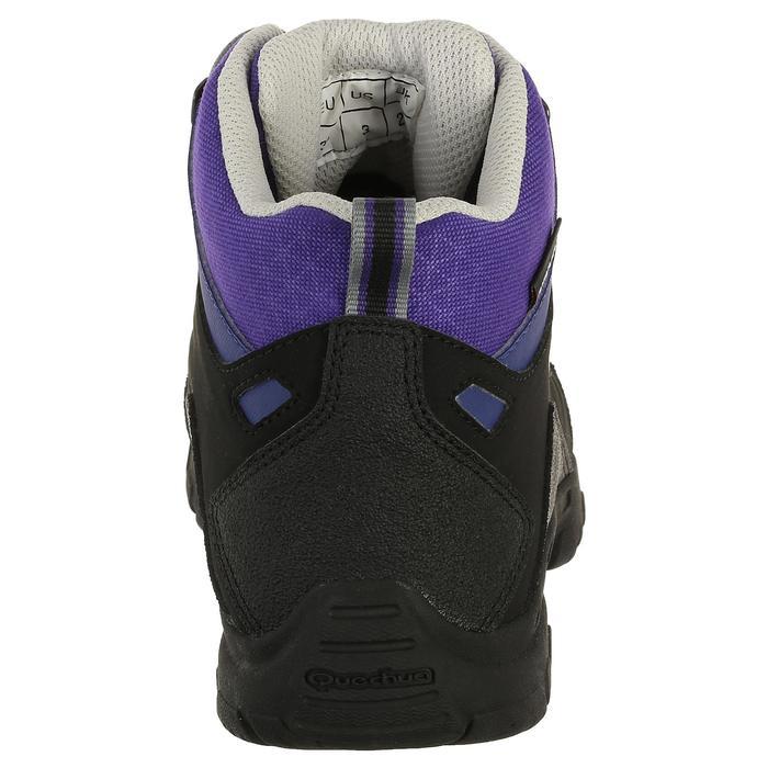 Chaussures de randonnée enfant NH500 Mid imperméables JR corail - 322783
