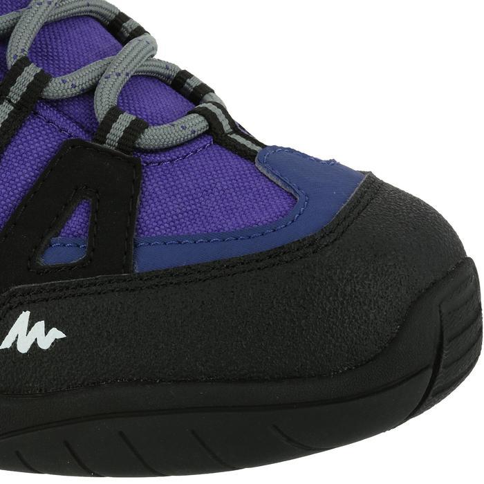Chaussures de randonnée enfant NH500 Mid imperméables JR corail - 322788