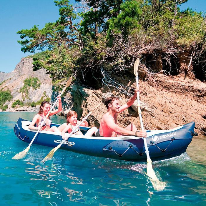 Opblaasbare kajak Tahiti Plus Pro 3 personen