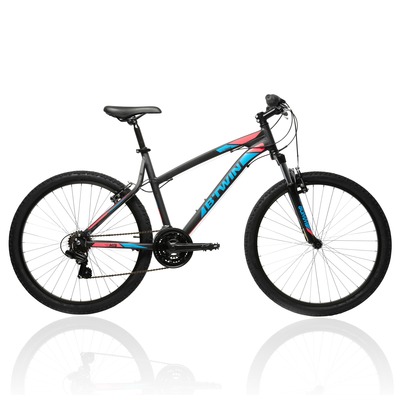 Mountain Bike Confort Selle Noir//Bleu