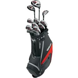 KIT DE GOLF 11 PALOS PARA HOMBRE DIESTRO PROFILE XLS