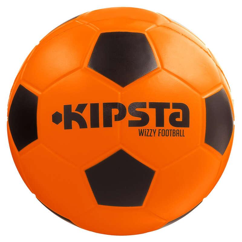 Piłki do gry na hali Piłka nożna - Piłka do piłki nożnej z twardej pianki rozm. 4 IMVISO - Piłki nożne