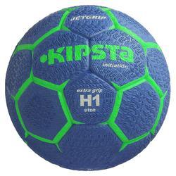 Ballon de handball enfant Jet Grip T00 bleu foncé
