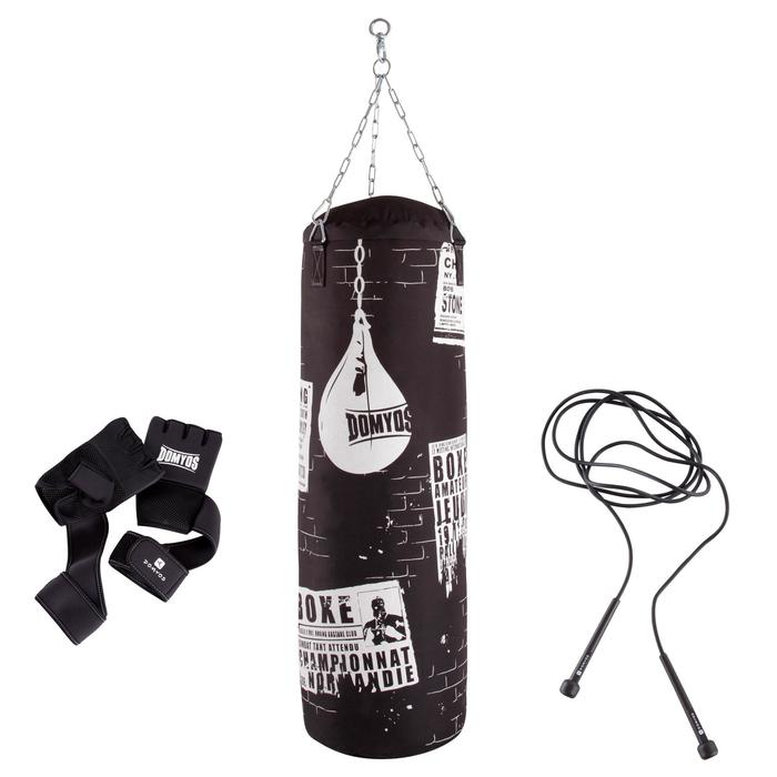 Kit de boxe Cardio Boxing - 323551