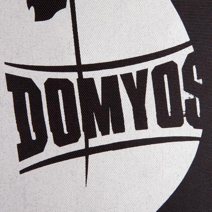 KIT DE BOXEO DOMYOS COMPUESTO POR MITONES, COMBA Y SACO DE BOXEO