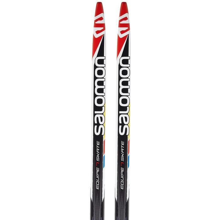 Pano ski de fond dynamique