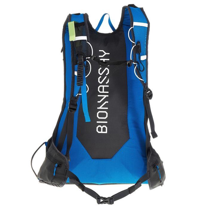 Rugzak voor toerskiën Bionnassay Skitour 20 l zwart