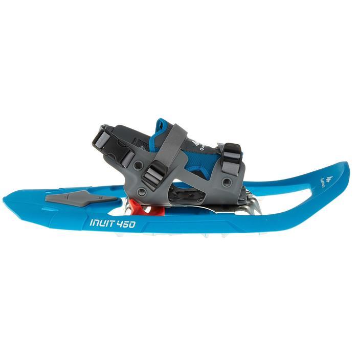 Raquettes à neige de randonnée Inuit SH500 Bleu - 324528