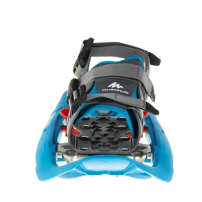 Raquettes à neige de randonnée Inuit SH500 Bleu - 324530