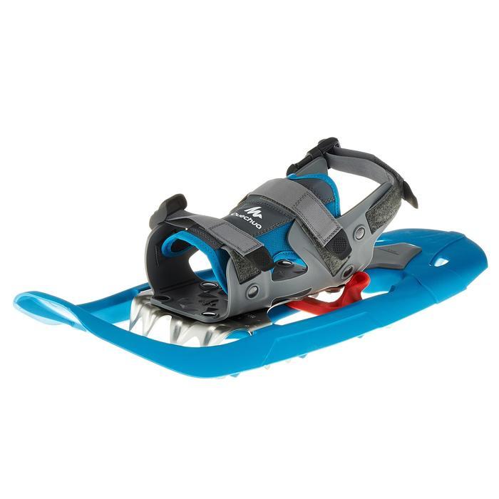 Raquettes à neige de randonnée Inuit SH500 Bleu - 324534