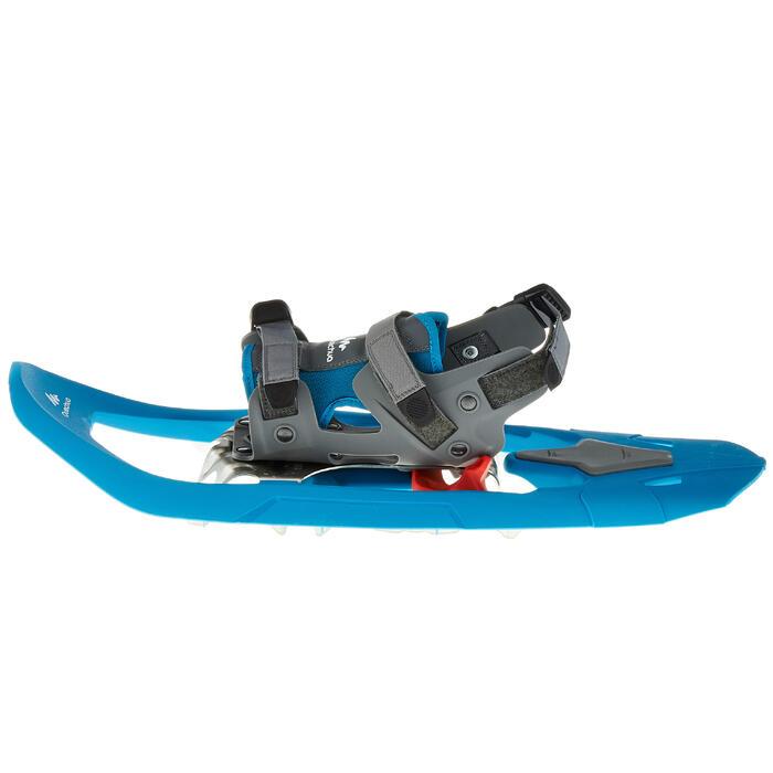 Raquettes à neige de randonnée Inuit SH500 Bleu - 324535