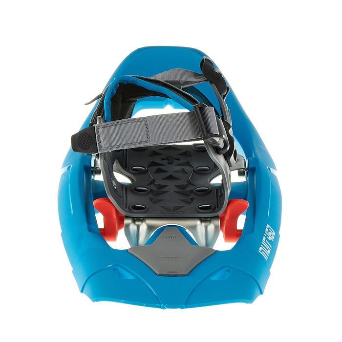 Raquettes à neige de randonnée Inuit SH500 Bleu - 324538