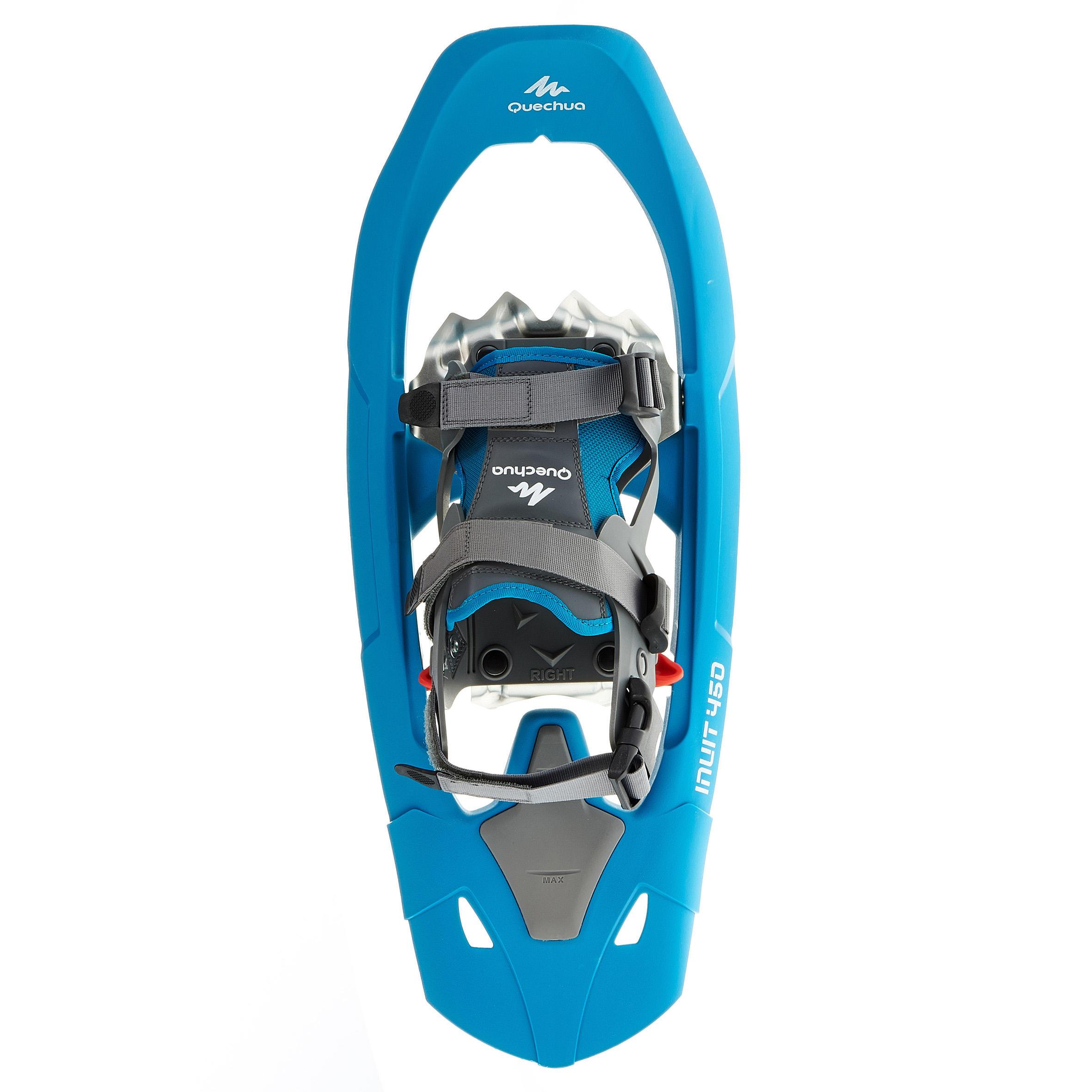 SH500 Blue Snowshoes