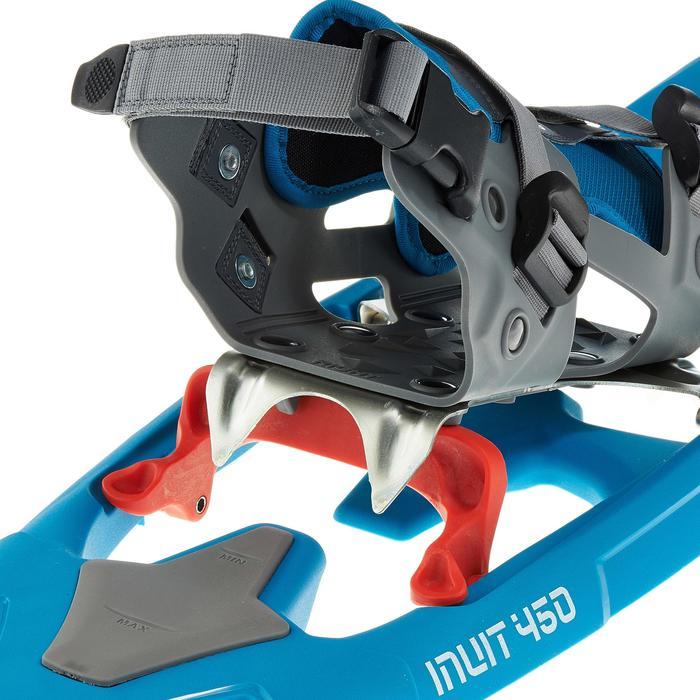 Raquettes à neige de randonnée Inuit SH500 Bleu - 324543