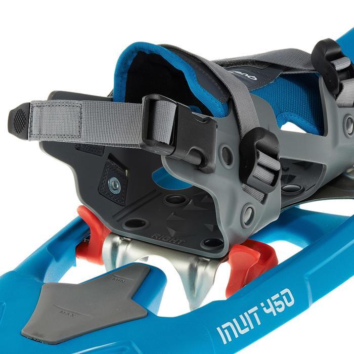 Raquettes à neige de randonnée Inuit SH500 Bleu - 324545