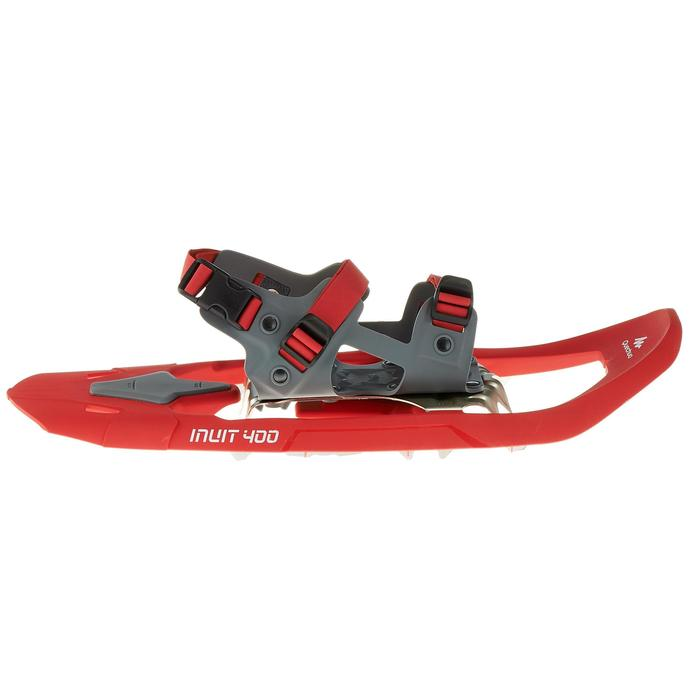 Raquetas de nieve SH100 rojo
