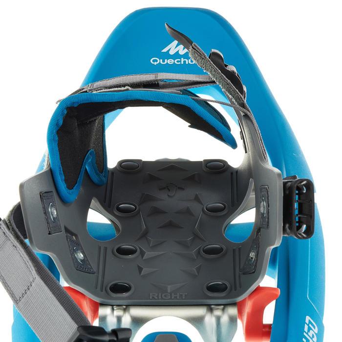 Raquettes à neige de randonnée Inuit SH500 Bleu - 324550