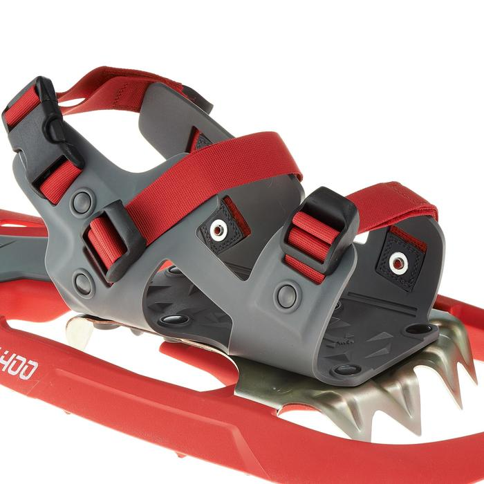 Raquettes à neige SH100 rouge