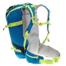 Rugzak voor toerskiën Bionnassay All Mountain 32 l blauw - 324572