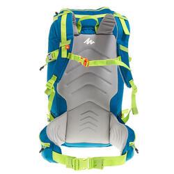 Rugzak voor toerskiën Bionnassay All Mountain 32 l blauw - 324574