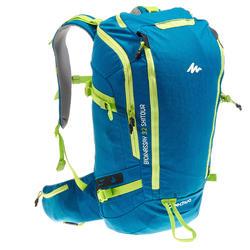 Rugzak voor toerskiën Bionnassay All Mountain 32 l blauw - 324578