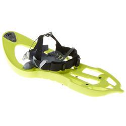 Sneeuwschoenen Duicky voor kinderen groen - 324668