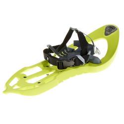 Sneeuwschoenen Duicky voor kinderen groen - 324671