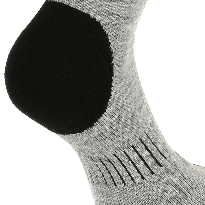 Adult Warm Mid Walking Socks - SH100 X-WARM - X2 Pairs