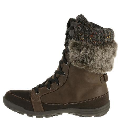 Arpenaz 700 Warm Waterproof Women's Hiking Boots - Brown
