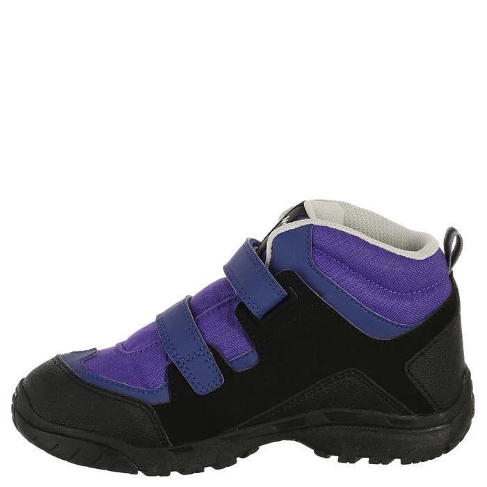 Chaussures de randonnée enfant NH500 Mid imperméables JR corail - 325086