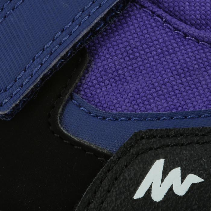 Chaussures de randonnée enfant NH500 Mid imperméables JR corail - 325091