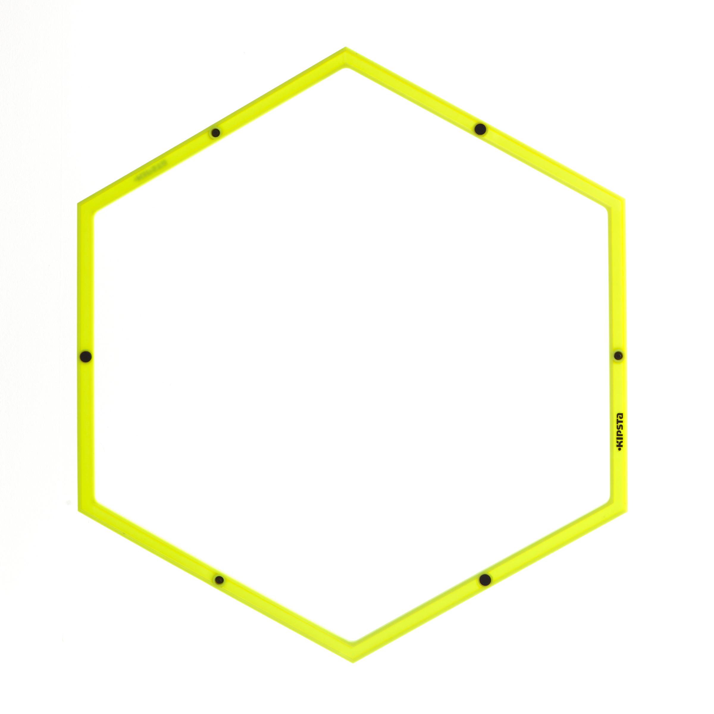 Cerceau universel 58 cm jaune
