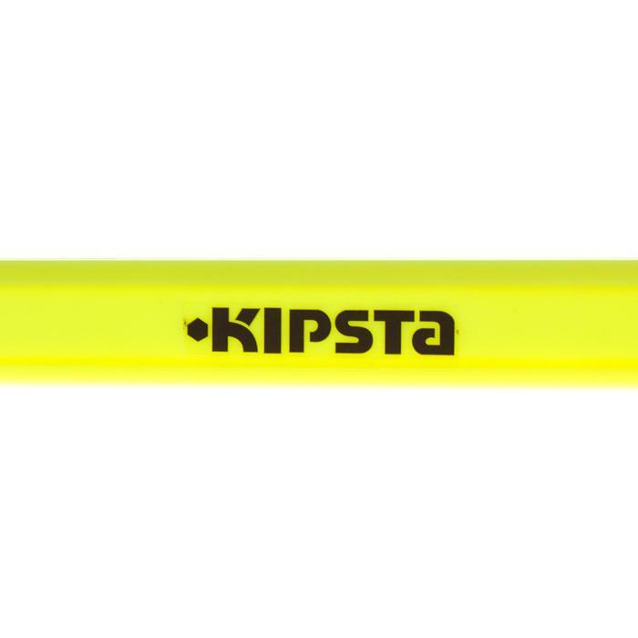 Universele hoepel 58 cm geel