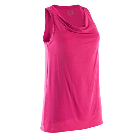 Shape+ women's body training tank top - pink