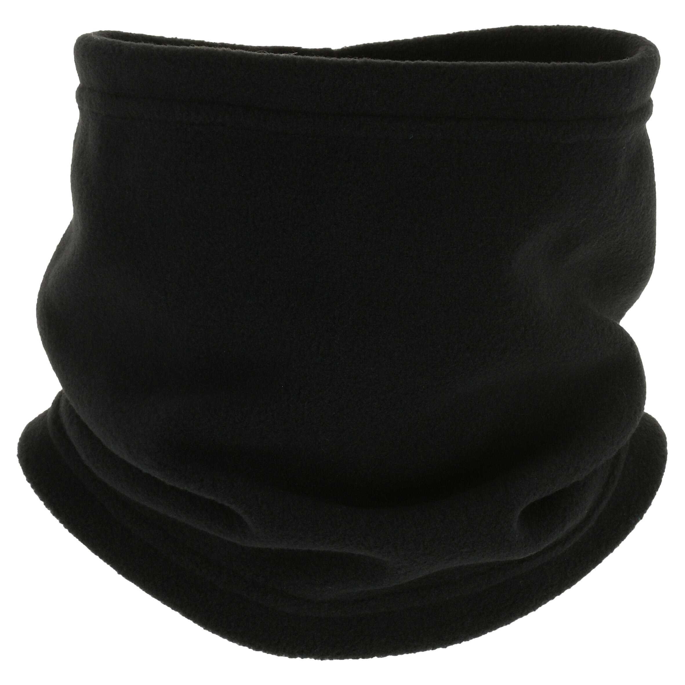 FIRSTHEAT KIDS' SKIING NECKWARMER - BLACK