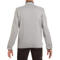 NH300 Men's Hiking Pullover - Grey