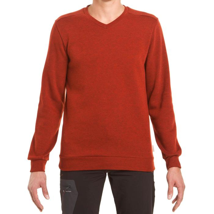 Pull randonnée nature homme NH150 - 326096