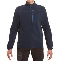 NH300 Men's Hiking Pullover - Navy