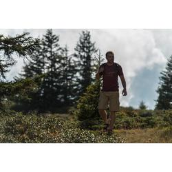 Sandales de randonnée nature NH110 noir homme