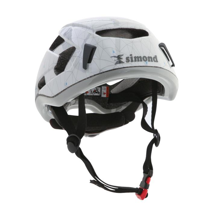 Casque CALCIT LIGHT II BLANC