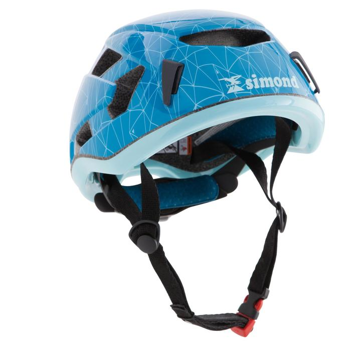 Casque CALCIT LIGHT II BLEU
