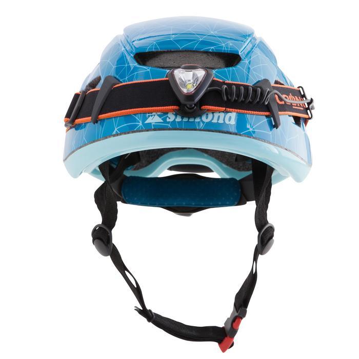 Helm Calcit Light II blauw