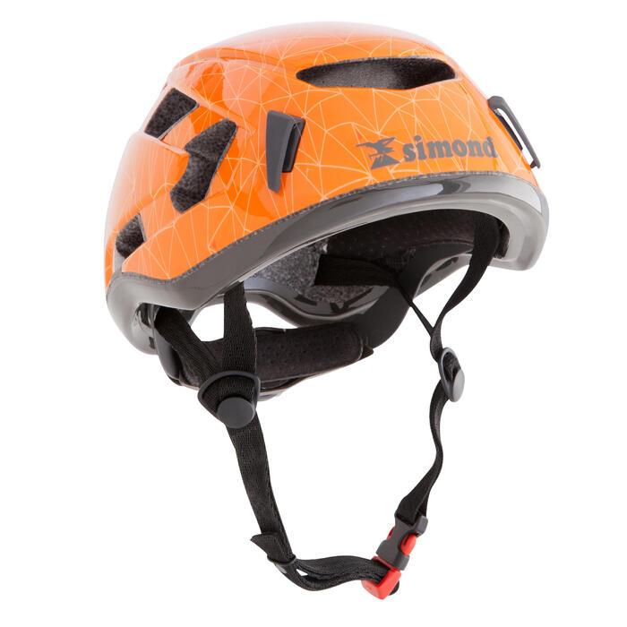 Helm Calcit Light II oranje