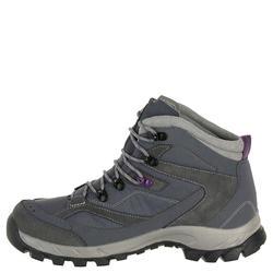 Waterdichte wandelschoenen voor dames Quechua Forclaz 100 high - 326615