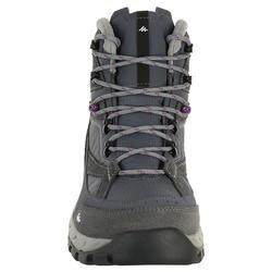 Waterdichte wandelschoenen voor dames Quechua Forclaz 100 high - 326616