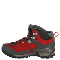 Forclaz 700 Mid WTP mountain hiking shoes - Red
