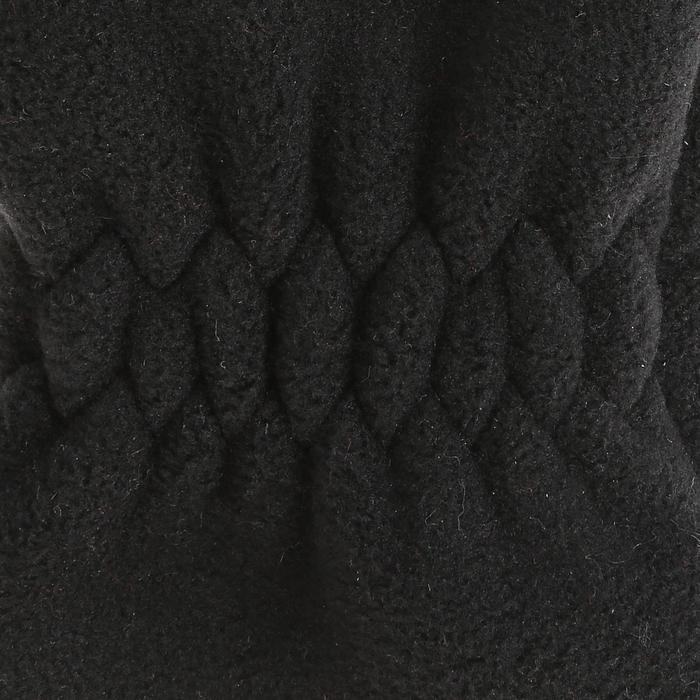 Guantes de senderismo júnior MH500 polar negro