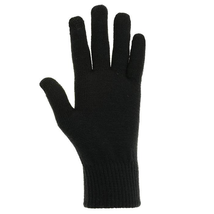 Handschuhe Trek 500 schwarz