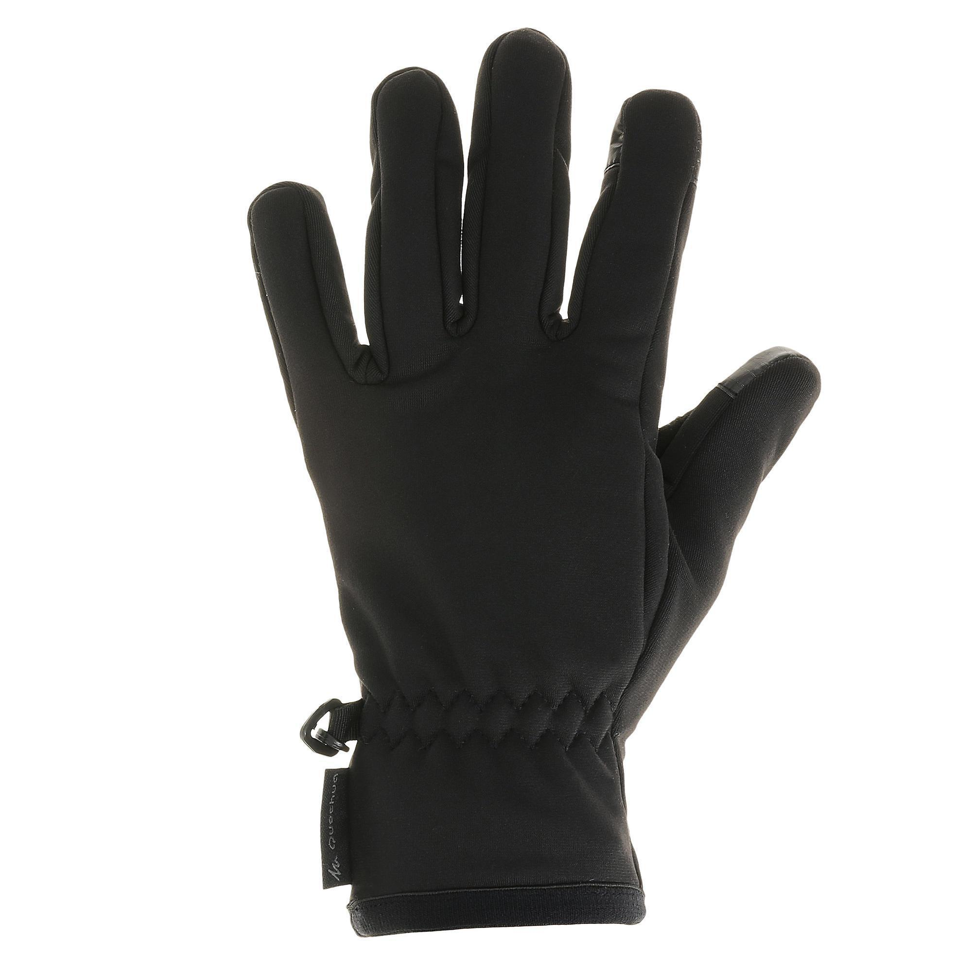 Childrens black leather gloves - Childrens Black Leather Gloves 11