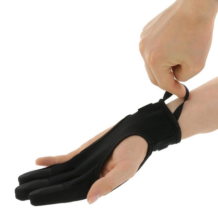 射箭運動手套